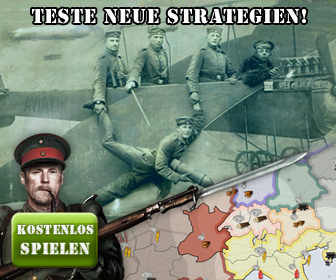 Strategie Browserspiel Supremacy 1914