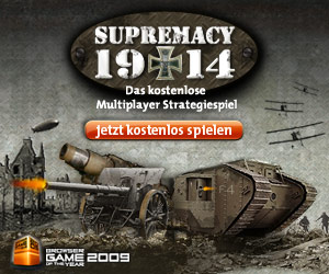 Strategie-Browserspiel Supremacy 1914