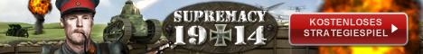 Strategie Browserspiel Supremacy 1914